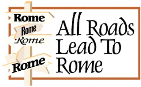 When in rome do as roman do essay